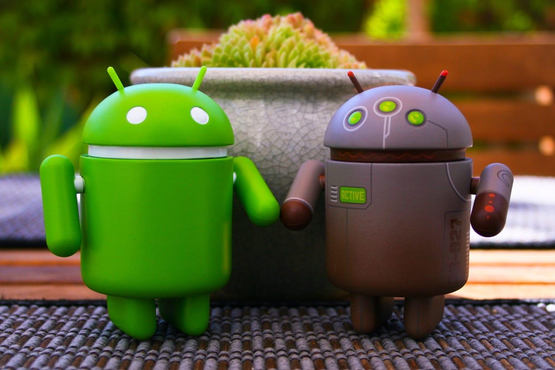 темна тема android q dark mode