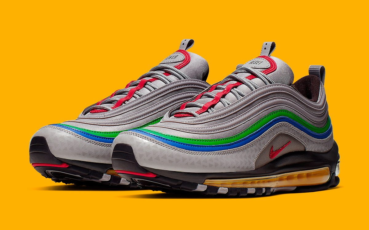 Image result for Nike Air Max 97 x Nintendo 64