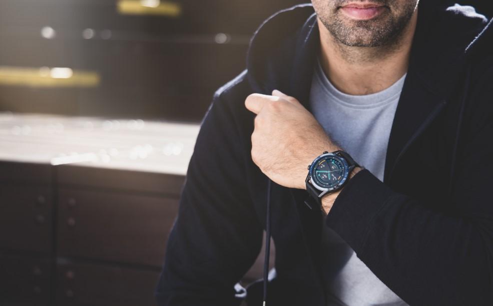 Huawei розпочинає продажі розумного годинника Watch GT 2 в Україні