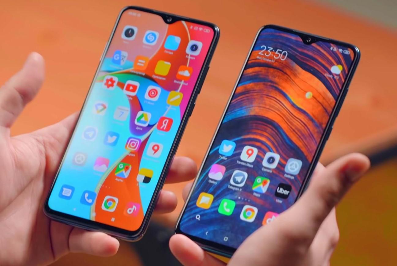 Смартфони Xiaomi Redmi 9 і Redmi Note 9 - стануть самими кращими недорогими смартфонами