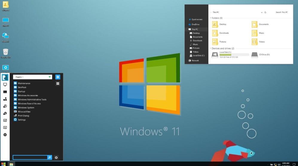 Microsoft випустить безкоштовну Windows 11 на заміну Windows 10