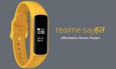Realme готова випустити фітнес браслет, який зможе знищити Xiaomi Mi Band 4