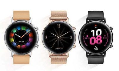 Смарт-годинник Huawei Watch GT 2 42 мм уже в Україні