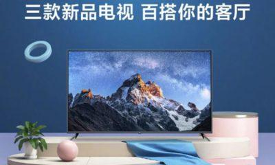 Xiaomi випустила нові розумні телевізори Full Screen TV Pro і Mi TV 4A