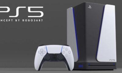 Ось як виглядає Sony PlayStation 5 з геймпадом DualSense