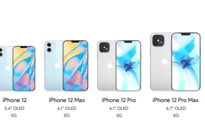 Apple launches four different iPhone 12s on iOS 14 at a low price