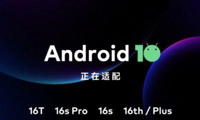 Десять смартфонів Meizu отримають Flyme 8.1 на Android 10