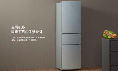 Xiaomi випустила двокамерний холодильник всього за 4000 гривень