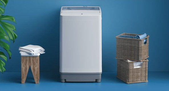 Xiaomi released the first top-loading washing machine for 2000 UAH