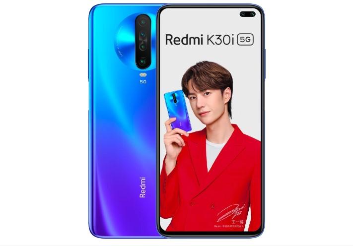 Анонсований Redmi K30i 5G з 48-мегапіксельною камерою і ціною $ 260