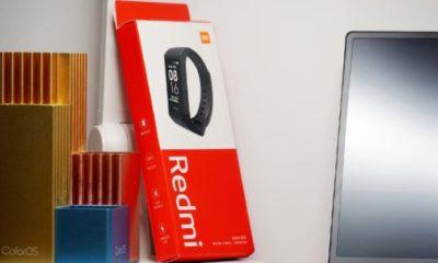 Xiaomi Mi Band 4C - a new sports bracelet for