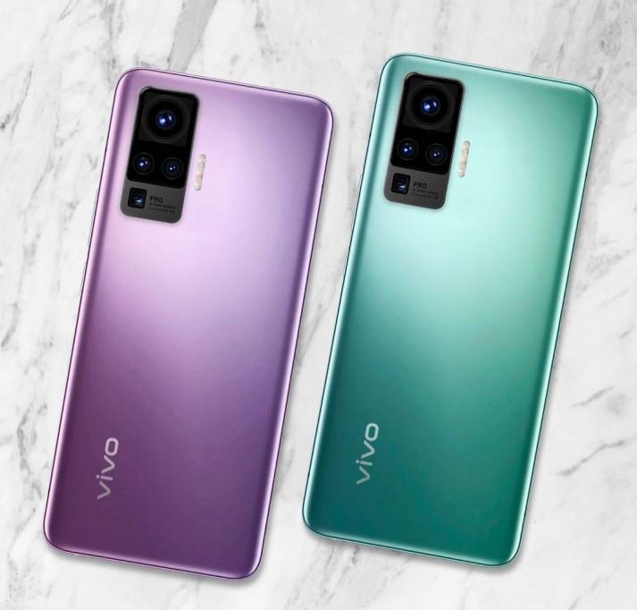 Vivo X50 Pro з інноваційної камерою показали на промо-відео