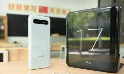 Живі фото і перший огляд Meizu 17 Pro на відео Живі фото і перший огляд Meizu 17 Pro на відео