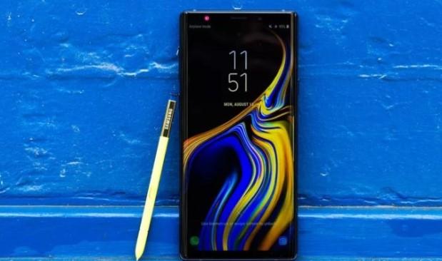Рейтинг задоволеності смартфонами: Samsung Galaxy Note 9 лідирує
