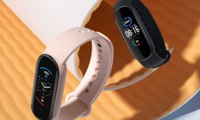 Xiaomi Mi Band 5 Pro - спортивний браслет з GPS і іншими перевагами