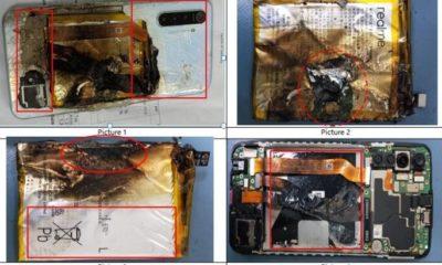 Realme ставить крапку в ситуації з вибухом смартфона