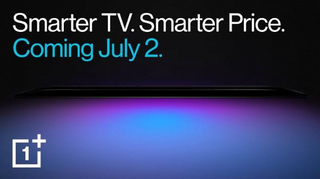 OnePlus готовий телевізор за 5300 гривень