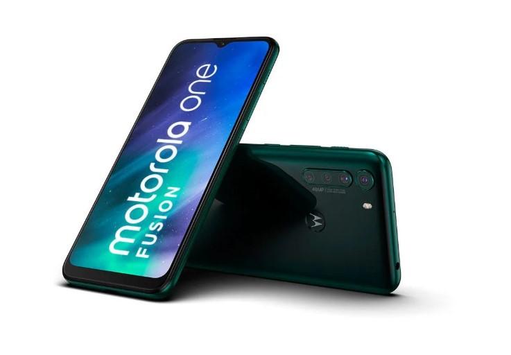 Смартфон Motorola One Fusion отримав HD + дисплей, батарею на 5000 мАг і ціну 6000 гривень