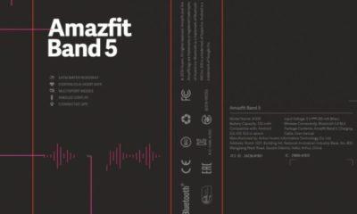 Amazfit Band 5 покликаний стати конкурентом Mi Band 5