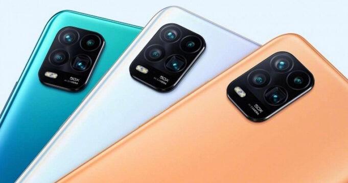 Смартфон Xiaomi Mi 10 Youth Edition з перископной камерою впав в ціні до рекордного рівня