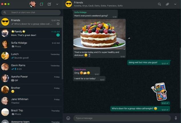 Зручна функція WhatsApp з'явилася і на ПК
