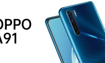 Smartfon OPPO A91 Vpav v tsini do rekordno nyzʹkoho rivnya: nadpotuz