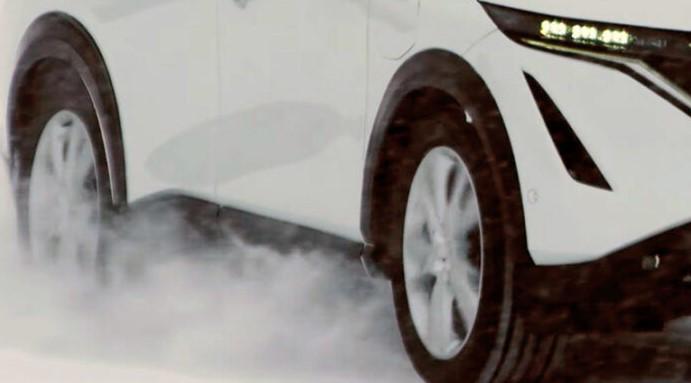 Nissan показав конкурента Tesla Model Y