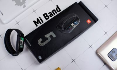 Xiaomi безкоштовно роздає браслети Mi Band 5