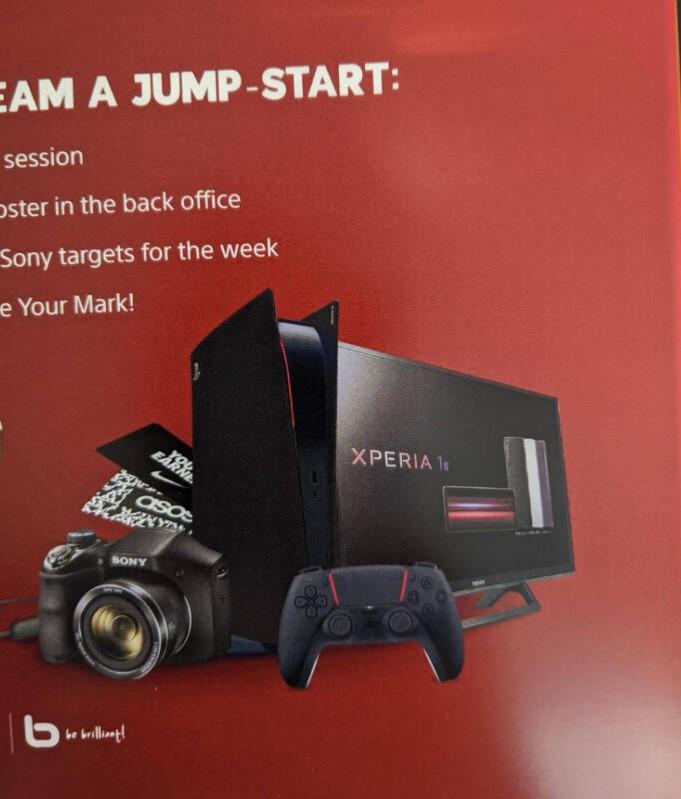 Sony PlayStation 5 з'явилася на Amazon