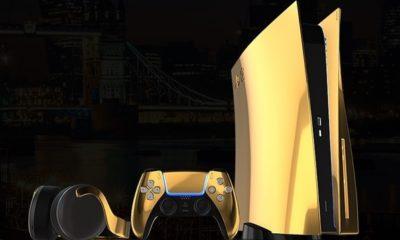 Як буде виглядати найрозкішніша Sony PlayStation 5