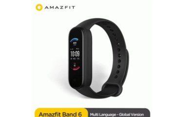 Amazfit Band 6 стане серйозним конкурентом для Mi Band 5