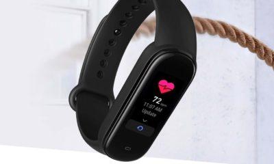 Xiaomi Amazfit Band 6 - новий спортивний браслет з голосовим помічником Alexa і іншими можливостями