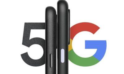 Google представила смартфони Pixel 4A, Pixel 4A 5G, Pixel 5