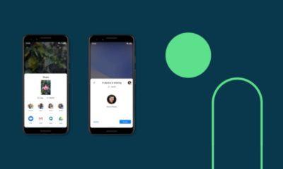Google запустила миттєвий обмін файлами на Android для всіх, який працює без інтернету