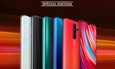 Xiaomi презентувала спеціальну версію популярного Redmi Note 8 Pro