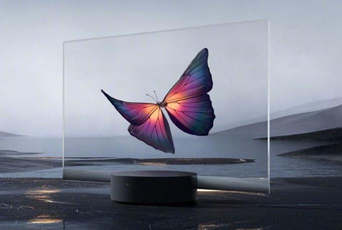 Xiaomi здивувала першим прозорим телевізором за доступною ціною