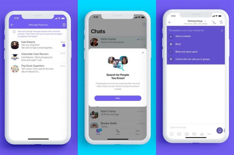 Viber запускає нові інструменти для боротьби зі спамом