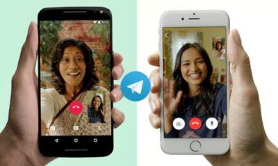 TelegrTelegram з відеодзвінками вже доступний на Android: скачатиam з відеодзвінками вже доступний на Android: скачати