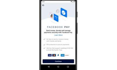 В Україні почала працювати платіжна система Facebook Pay