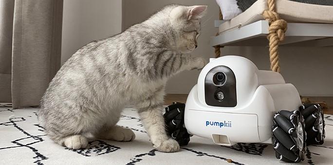 Xiaomi створила робота-компаньйона для домашніх тваринок