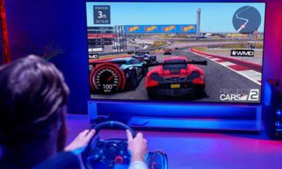 LG випустила 8K-телевізори з підтримкою нових відеокарт Nvidia