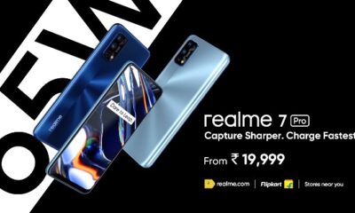 """Анонс Realme 7 Pro - """"друге покоління"""" 64-Мп камери і стереодинаміки"""