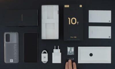 Офіційна розпакування Xiaomi Mi 10T Pro на відео