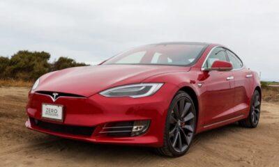 Tesla обрушила ціну Model S до максимально низького рівня