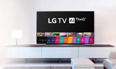 LG почне блокувати послуги Smart TV на «сірих» телевізорах в Україні з листопада