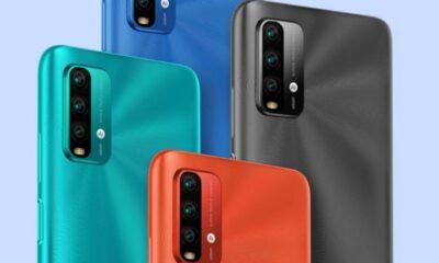 Офіційний анонс смартфона Xiaomi Redmi Note 9 4G