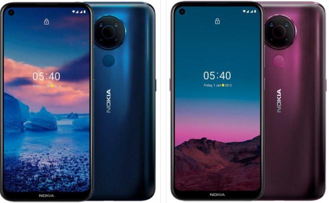 Nokia 5.4 - новий бюджетний смартфон з просунутою камерою і NFC