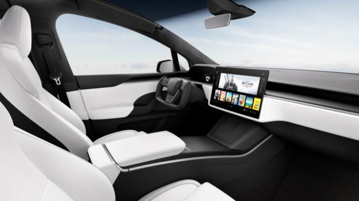 Tesla представила рестайлінгову версію Model S з запасом ходу в 836 км і компютером з 10 терафлопсами