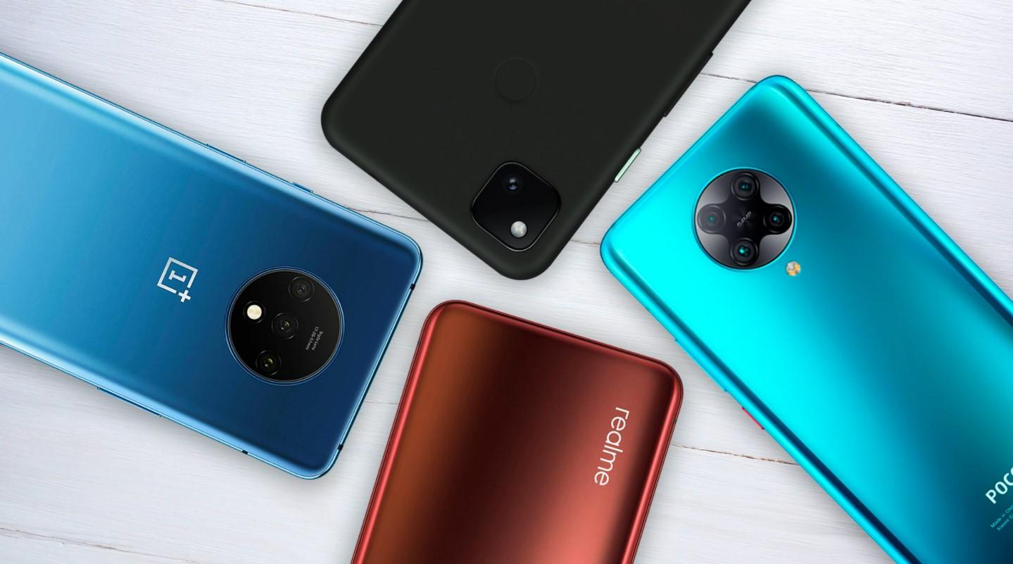 Найочікуваніші смартфони, які дебютують в лютому 2021 року