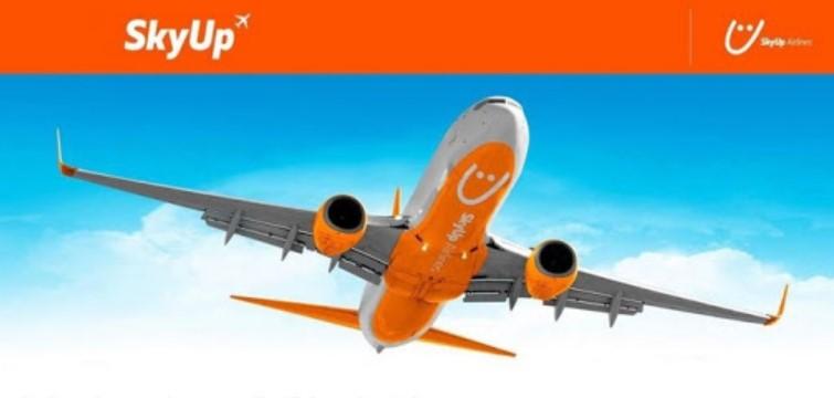 SkyUp запускає лінійку дешевих маршрутів